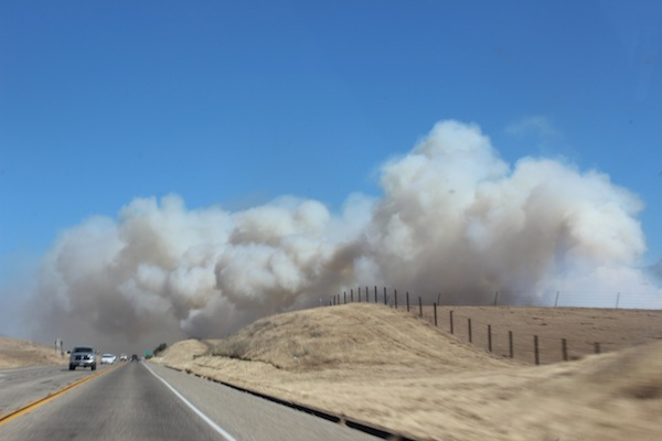 CA Forest Fire