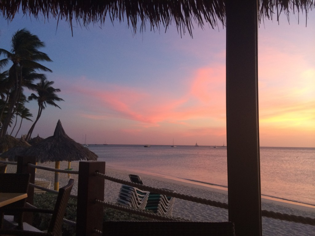 Holiday Inn Aruba at Sunset