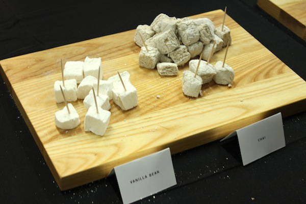 Chai Marshmallows at The Future of Food Expo