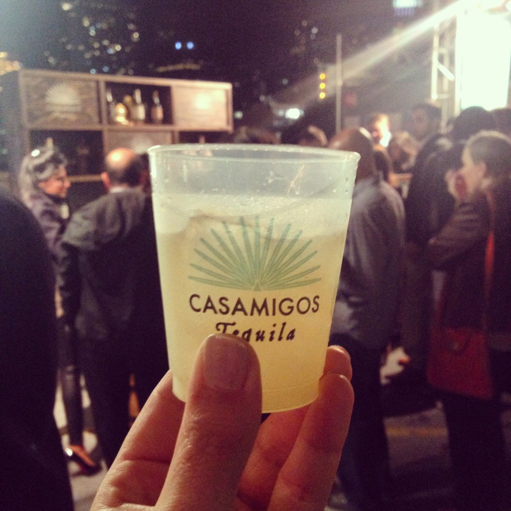 Bring on the Casamigos! Tacos & Tequila 2014
