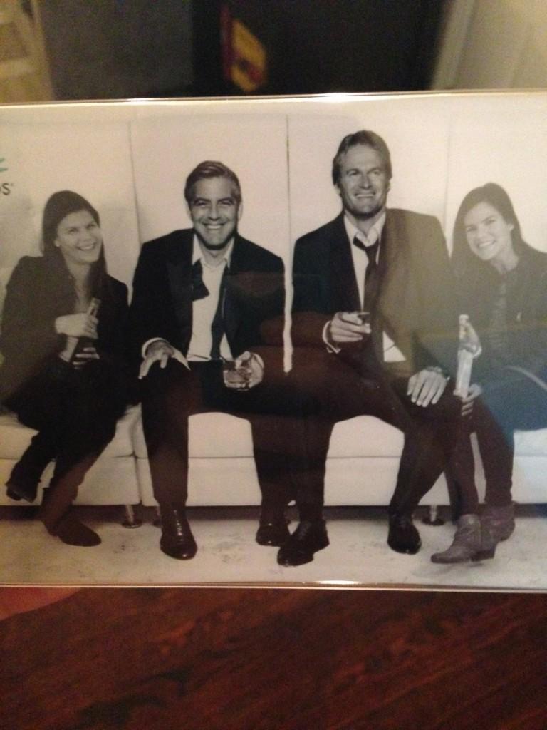 Me, George, Rande, and Ashley