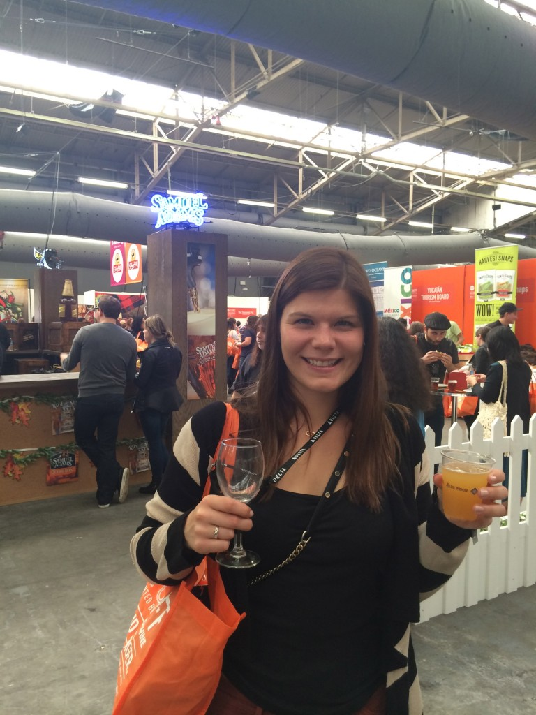 Grand Tasting, NYCWFF 2014