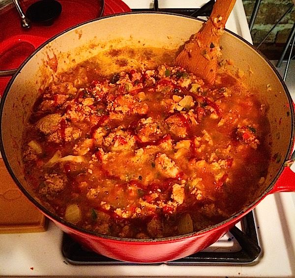 Tommy's Chili [Recipe]