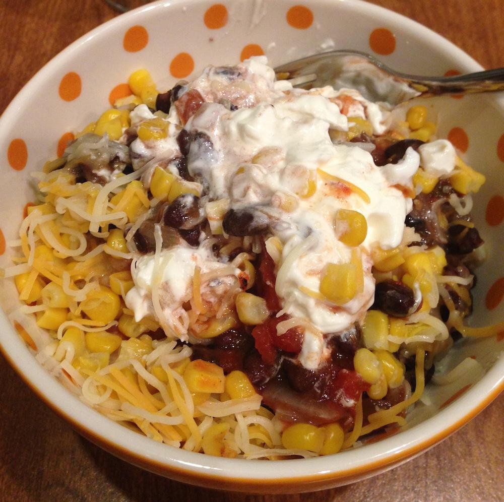 Vegetarian Burrito Bowls  | J'ai La Vie