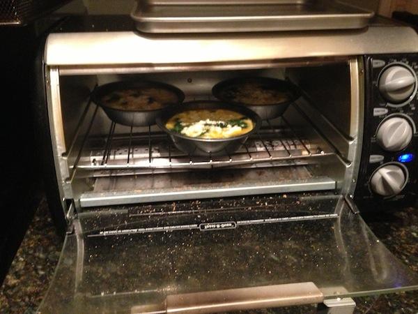 Spinach and Goat Cheese Mini Quiche | J'ai La Vie
