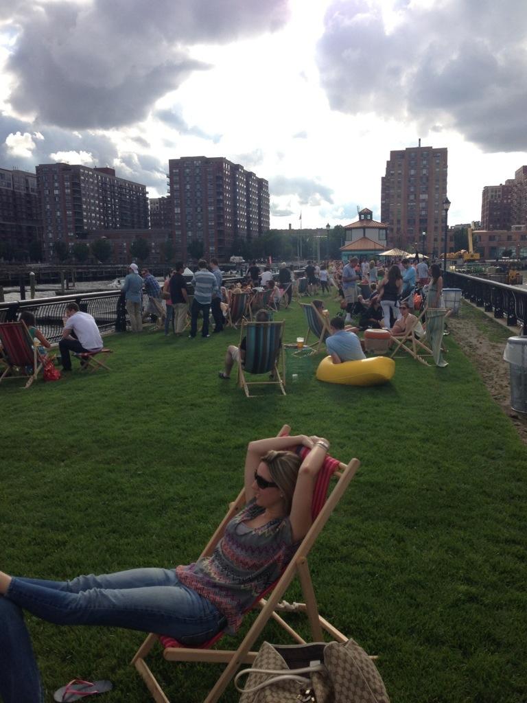 Pier 13 Hoboken
