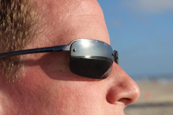 Fun in the sun glasses