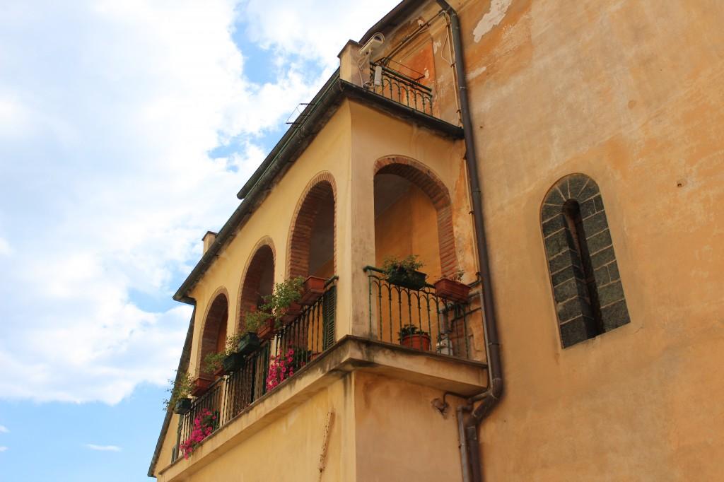 Italian style in Monterosso