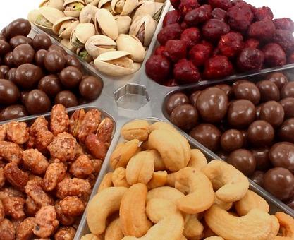 Nuts.com gift tray
