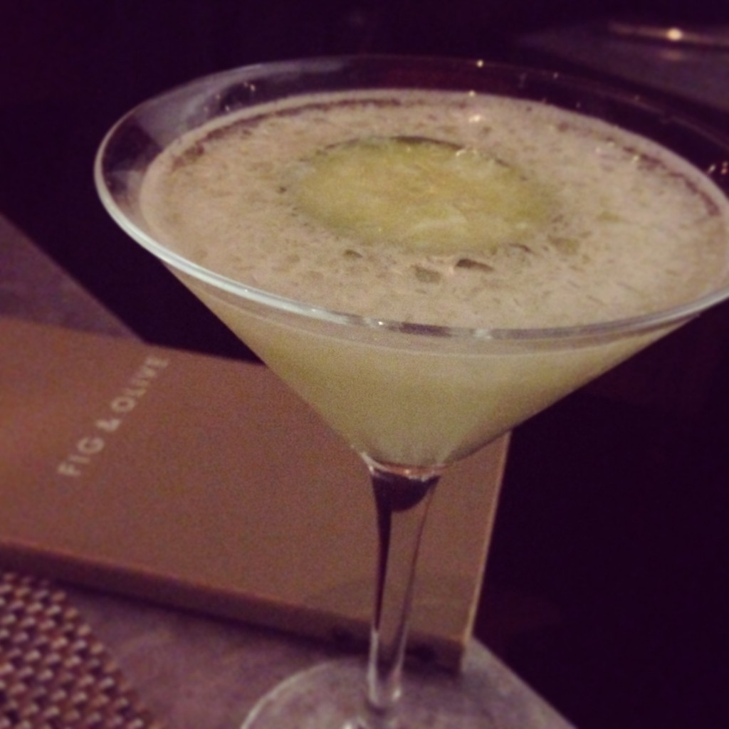 Fig & Olive | Cucumber Cosmo
