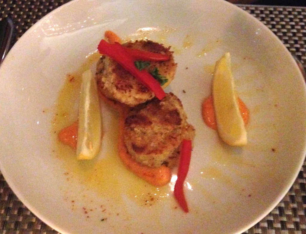 Fig & Olive | Crab Cakes