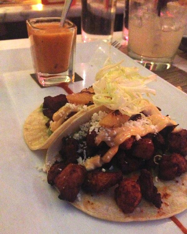 Crema | Chicken Tacos