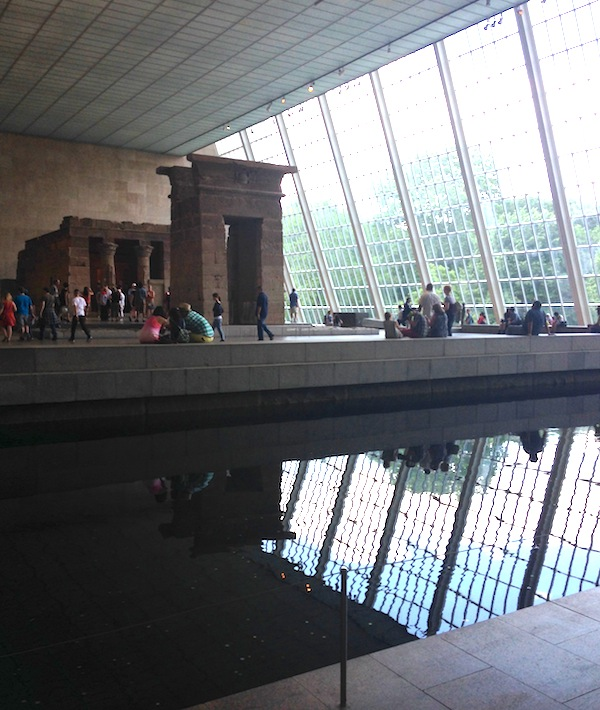Temple of Dendur at The Met