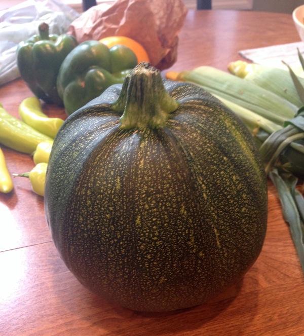 8 Ball Zucchini