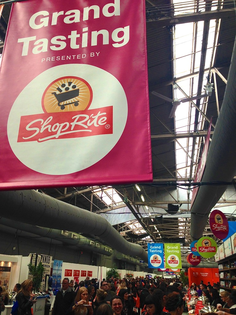 Shop Rite Grand Tasting #nycwff